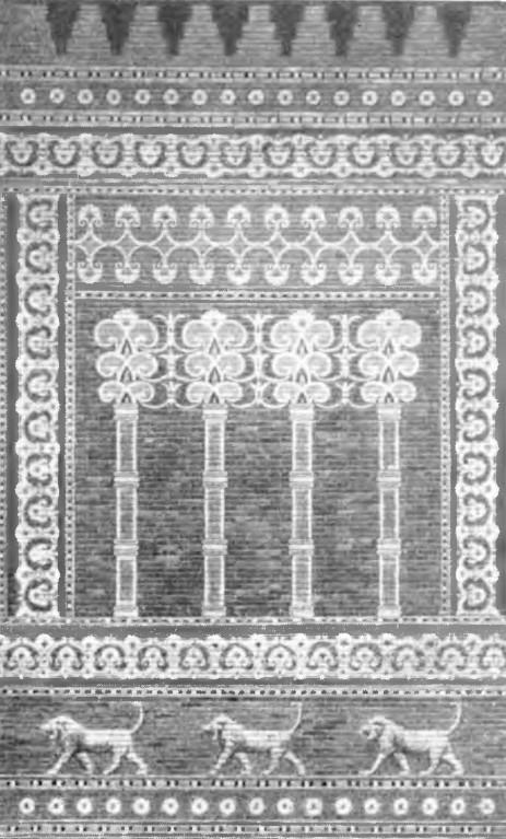 Царские дворцы древнего двуречья iii-ii тыс до нэ